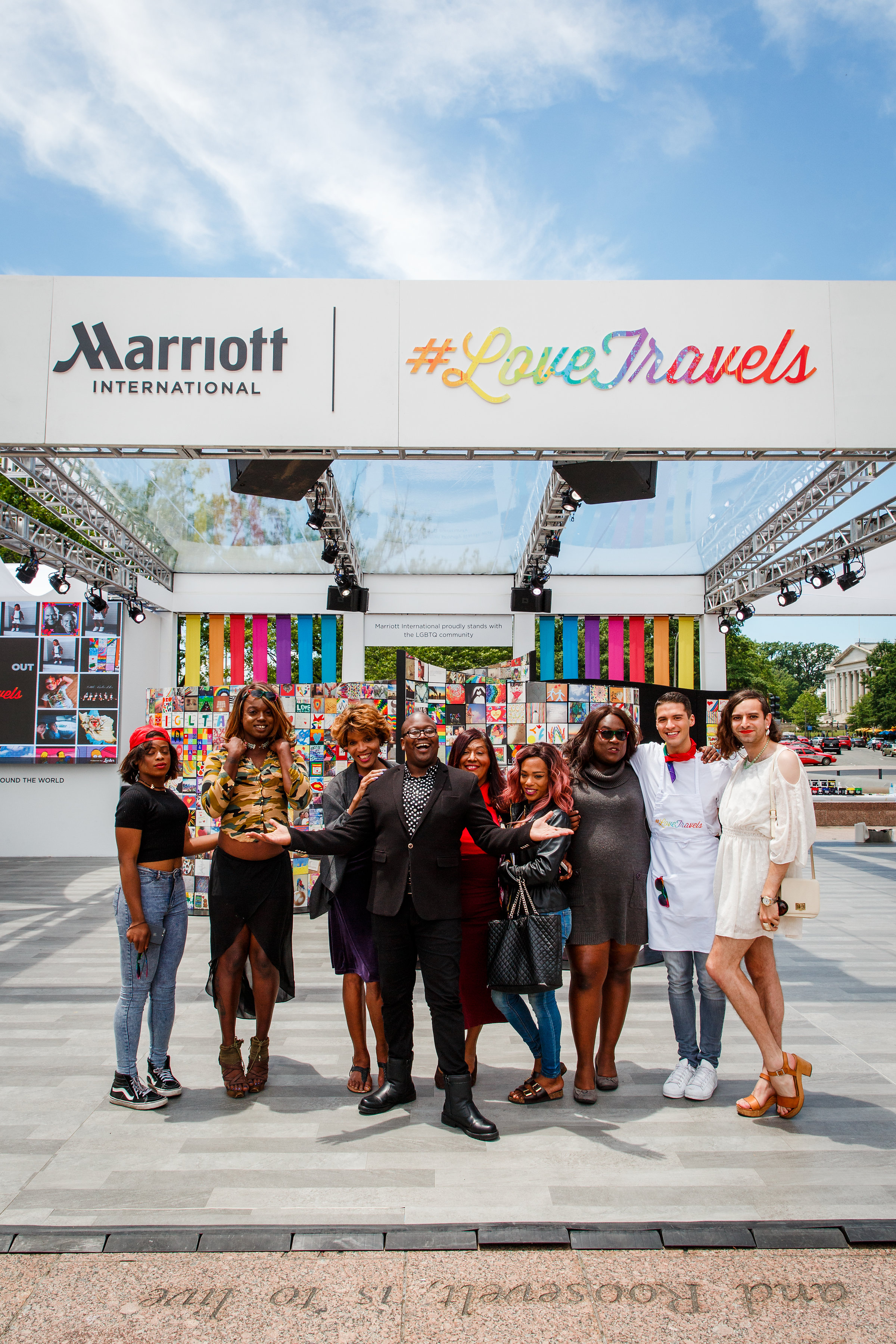 Marriott International And Lovetravels For Dc Capital