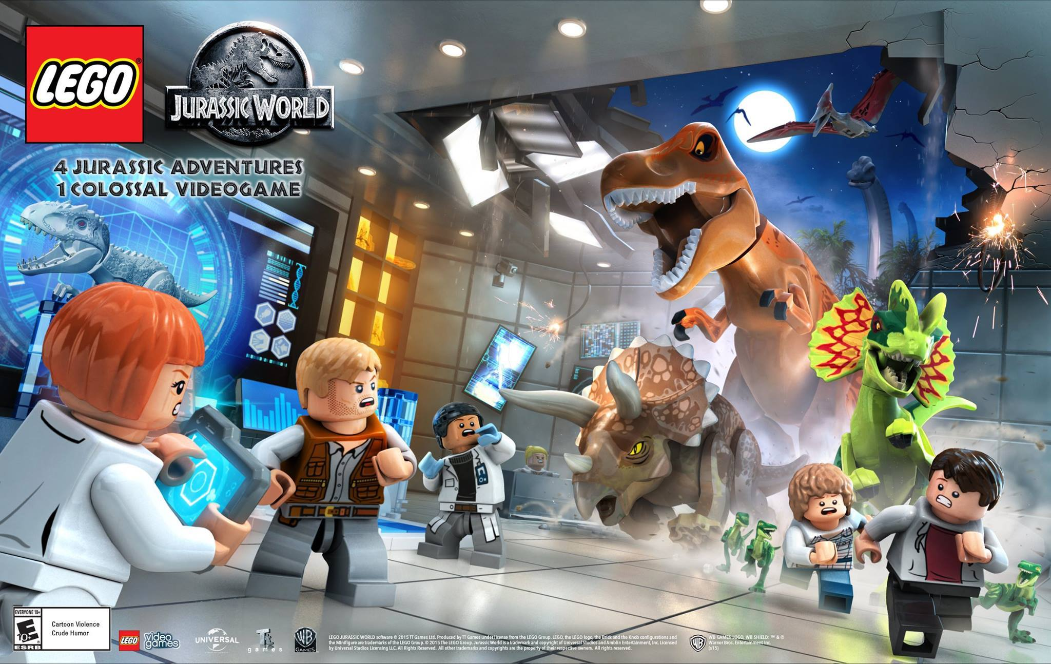 lego jurassic world the park is open to influencers the shorty awards