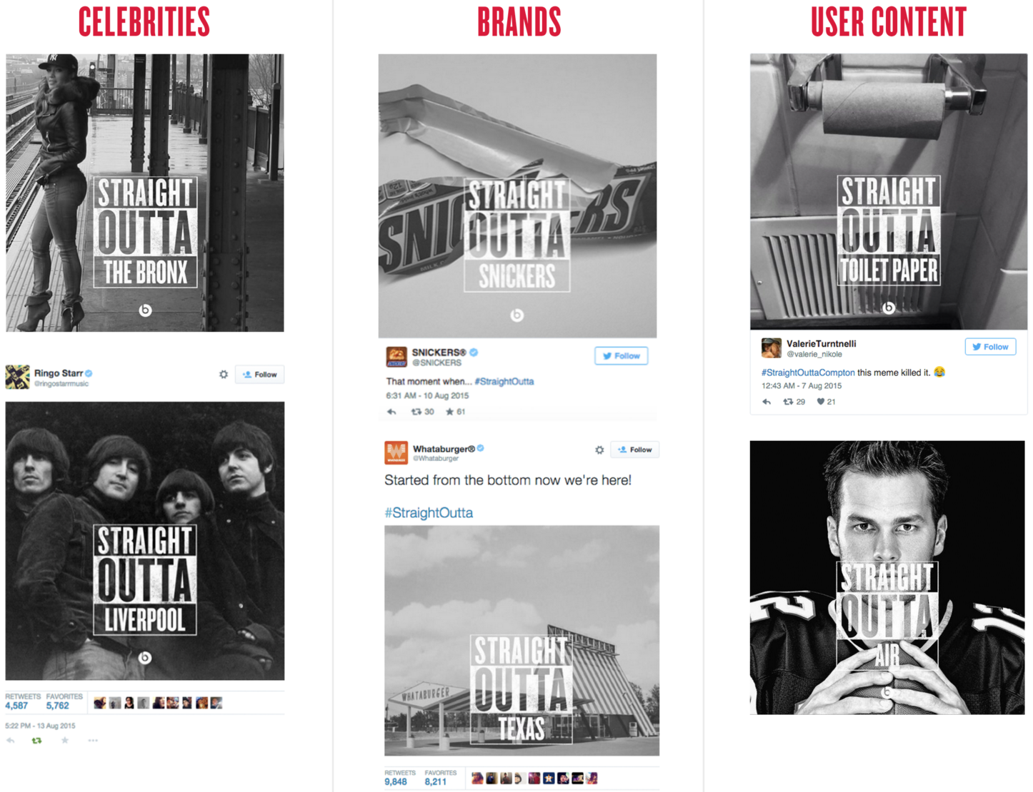 straight outta somewhere the shorty awards