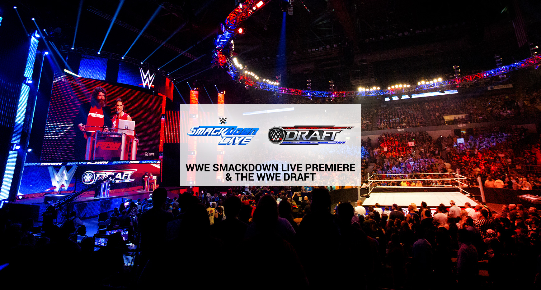 Wwe Smackdown Live Premiere And Wwe Draft The Shorty Awards