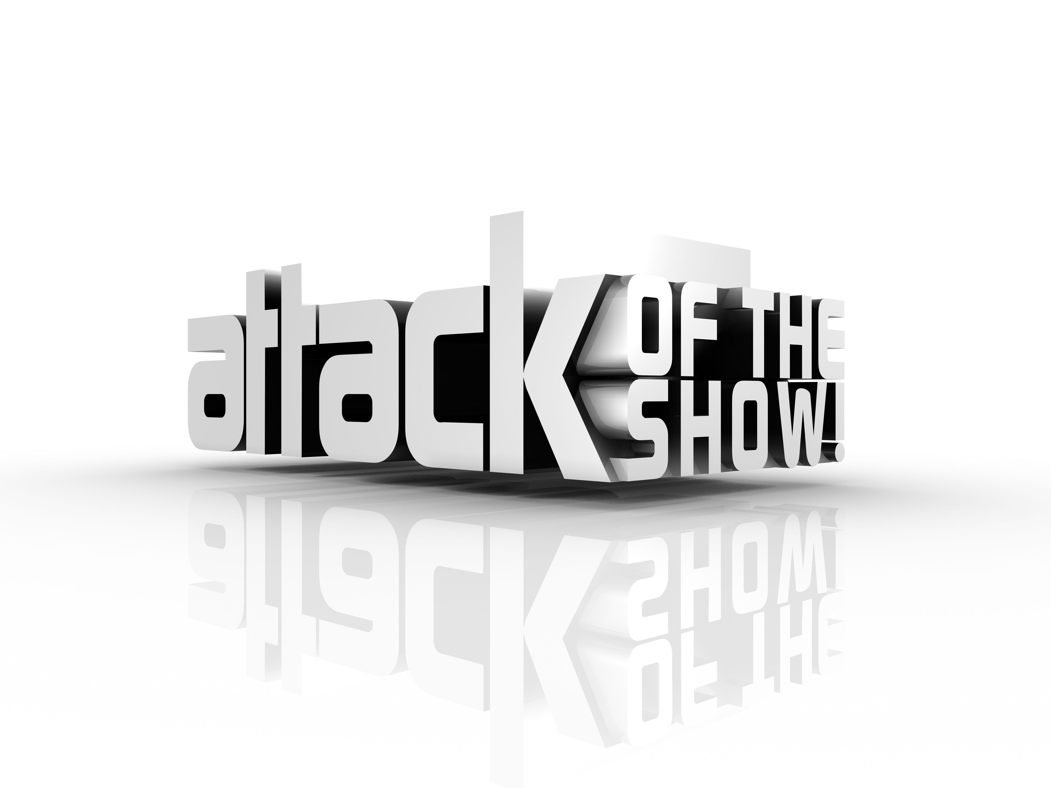 Attack Of The Show Logo