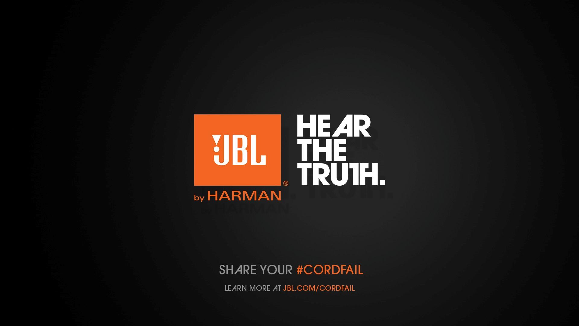 jbl logo. an error occurred. jbl logo