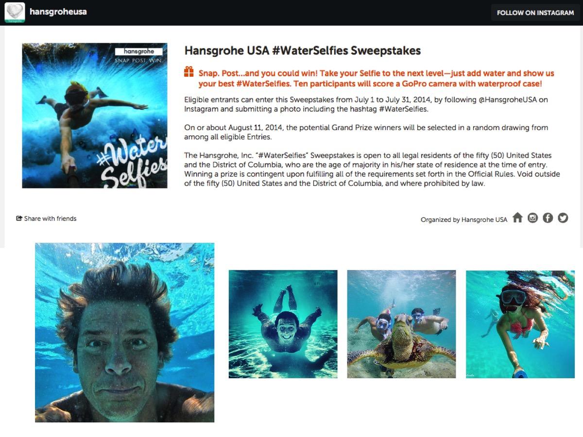 Hansgrohe USA - #SelectHansgrohe - The Shorty Awards