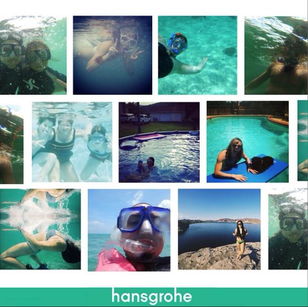 Hansgrohe USA - #WaterSelfies - The Shorty Awards