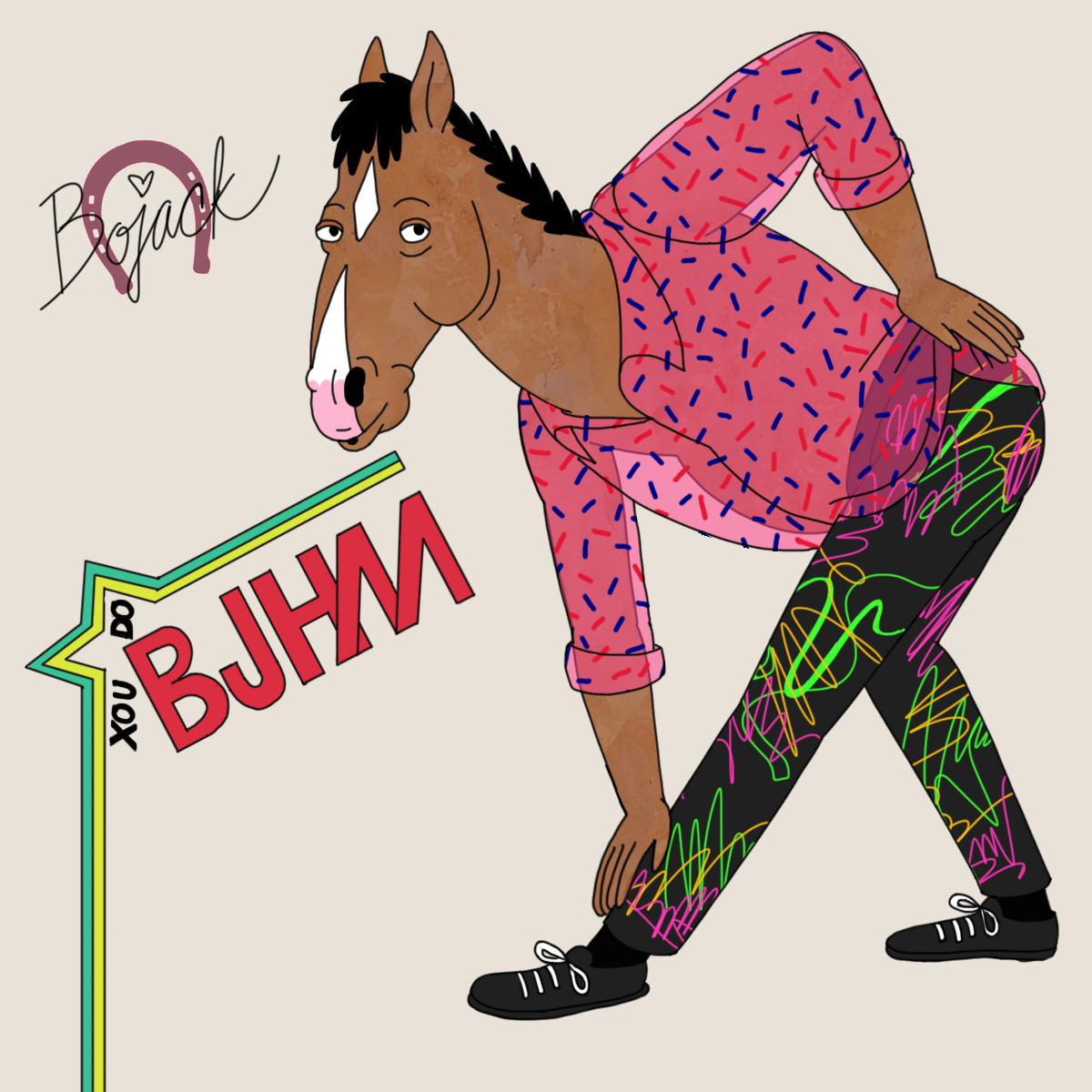 Bojack Horseman The Shorty Awards